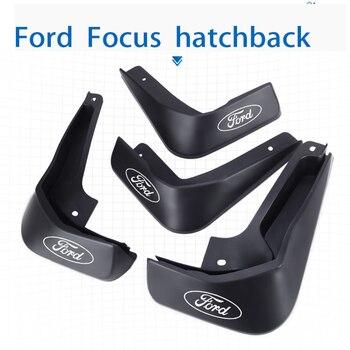 Для 2005-2020 Ford Focus fender хэтчбек седан выделенный Новый FocusST украшение переднее крыло автомобиля
