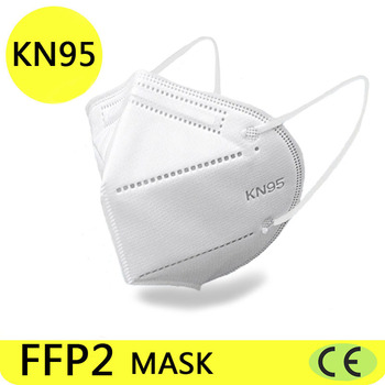 70  piece FFP2 facial masks KN95 face mask protect maske anti dust mask mouth mask 95% filtered mascarillas tapabocas 1