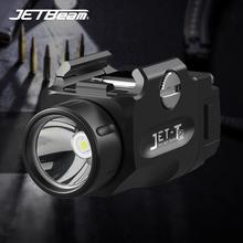 520LM High Output Tactical Compact Pistol Flashlight XP-L HI LED  Ultra Defense Pistol Gun Light Weapon Light Torch Lanterna