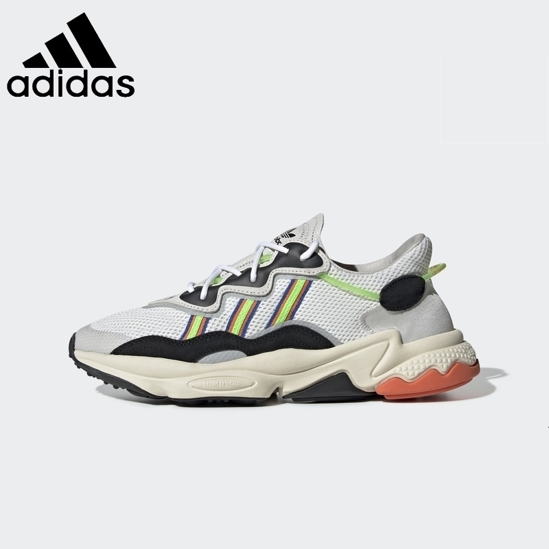 <font><b>Adidas</b></font> Ozweego <font><b>Original</b></font> Men <font><b>Running</b></font> <font><b>Shoes</b></font> Comfortable Outdoor Sports Lightweight Sneakers #EE7002 image