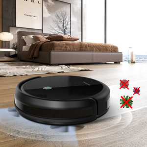 Image 3 - REALFREED A3 Robot Vacuum Cleaner,Route planning,Turbo brush,3000Pa suction,Map Display on Wifi APP,Large water tank