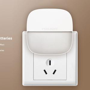 Image 4 - Yeelight YLYD09YL carré lumière contrôlée capteur intelligent veilleuse Ultra faible consommation dénergie pour xiaomi mijia MI maison