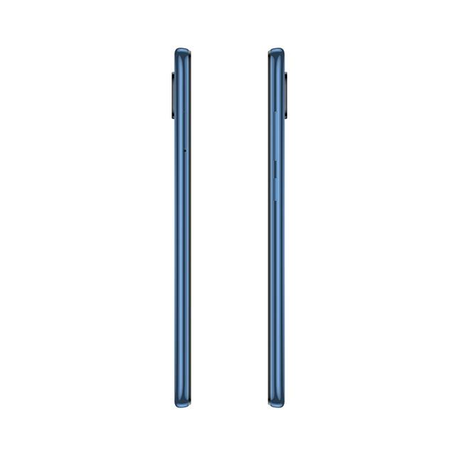 """Versão global xiaomi redmi nota 9 4gb 128gb smartphone helio g85 octa núcleo 48mp quad câmera traseira 6.53 """"dotdisplay 5020mah 5"""