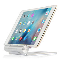 Tablet PC Stands Metal stent Support bracket Desktop For iPad Air 2 iPad mini 1 2 3 4 Display cabinet Aluminium alloy 7.9\ 9.7\