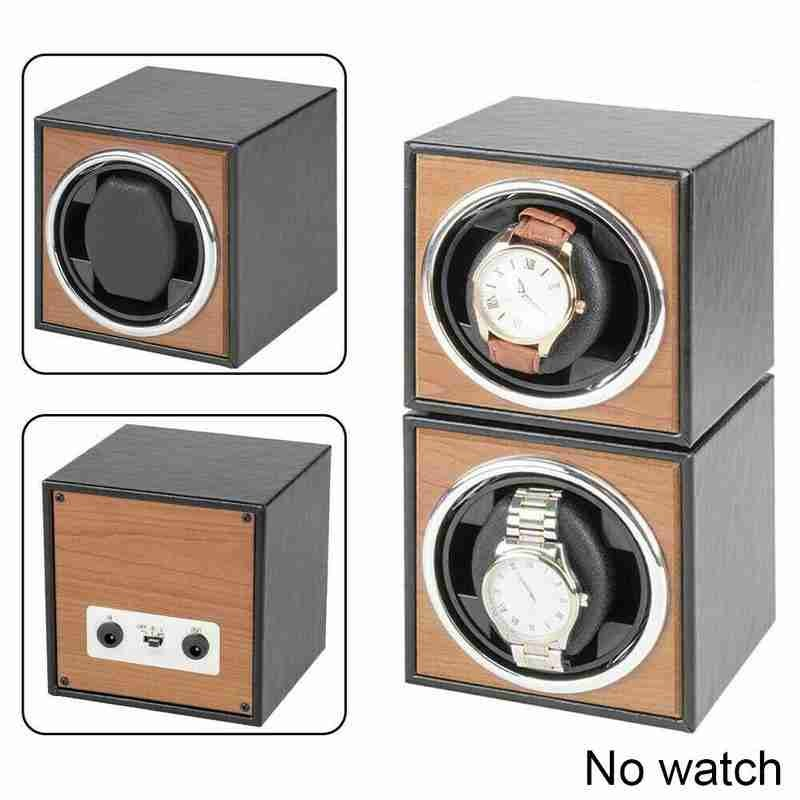 High Quality Durable Watch Winder For Automatic Watches Ultra-quiet High Collector Vertical  4+6Version Watches Storage Box