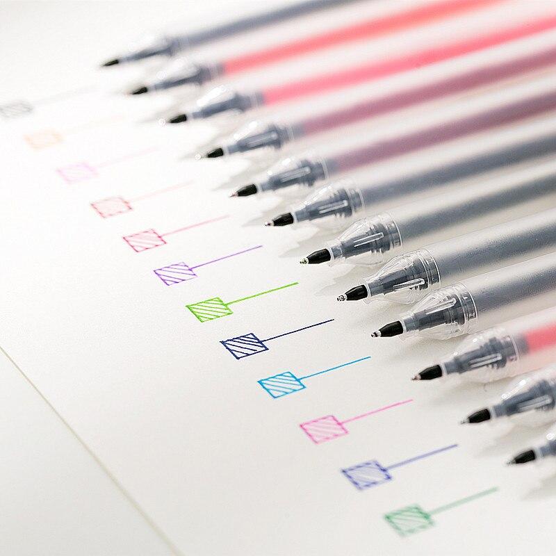 12 Pack Gel Pens 3