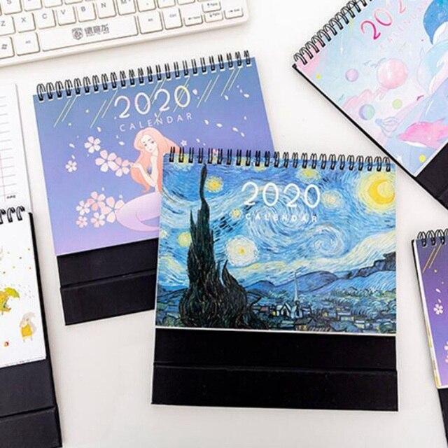 Desk calendar custom printing