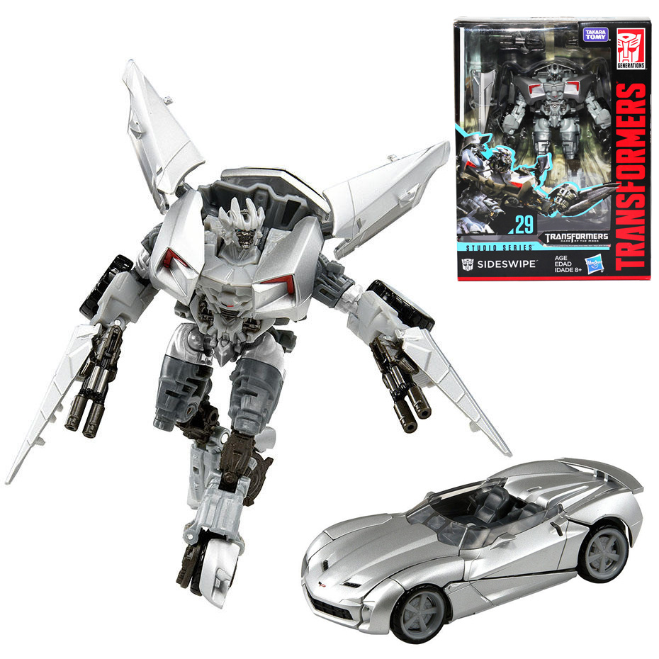 Transformers Bumblebee Robot Figur Aktion Auto Spielzeug Kinder Klingen...