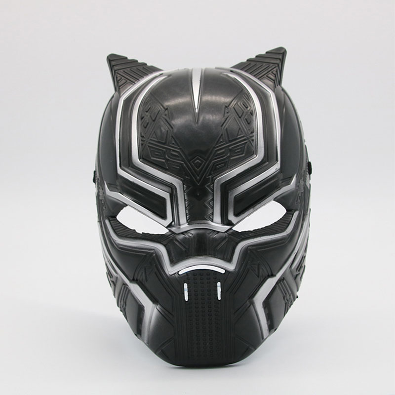 Movie Black Panther Masks Movie Captain America Civil War Cosplay Costume Helmet Mask Halloween Festival Supplies