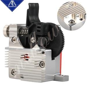 Image 3 - Mellow 3D printer parts upgrade All metal titan Extruder for V6 J head bowden hotend Anet a8 Cr 10 Prusa i3 mk3 MK8 Ender 3