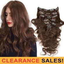 Машинка MRSHAIR для наращивания волос, накладные натуральные волосы блонд-коричневого цвета, 14 16 18 20 дюймов
