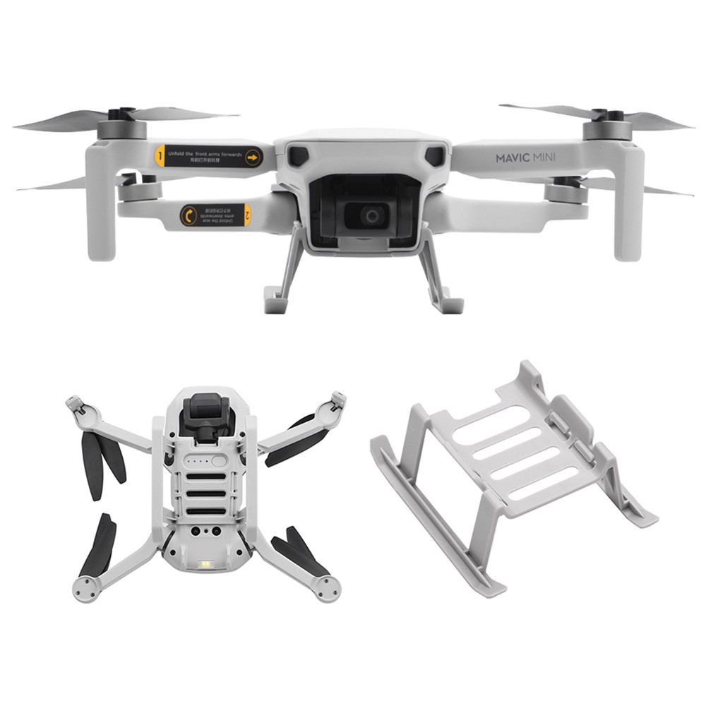 Landing Gear Leg Support Protector /& Propeller Bracket for DJI Mavic Mini Drone