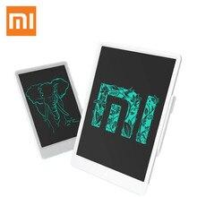 الأصلي شاومي Mijia LCD الكتابة اللوحي مجلس الإلكترونية الصغيرة السبورة ورقة الكتابة بخط اليد لوحة الرسومات 10/13.5 بوصة