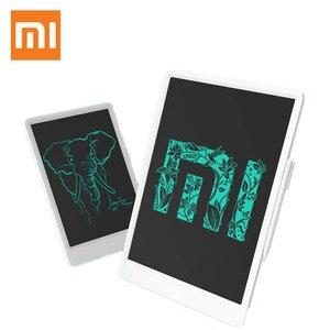 Image 1 - Xiaomi Mijia LCD originale lavagna per scrittura lavagna elettronica piccola lavagna per scrittura a mano senza carta scheda grafica da 1/10/13 pollici