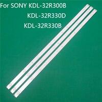 TV LED iluminación para SONY KDL-32R300B KDL-32R330D KDL-32R330B LED barra de luz de línea de gobernante GJ-2K15 D2P5 D307-V1 V1.1