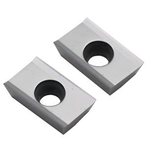 Image 3 - MZG Discount Price APKT1604 AL ZK01 Finishing Copper And Aluminum Processing CNC Tungsten Carbide Milling Inserts