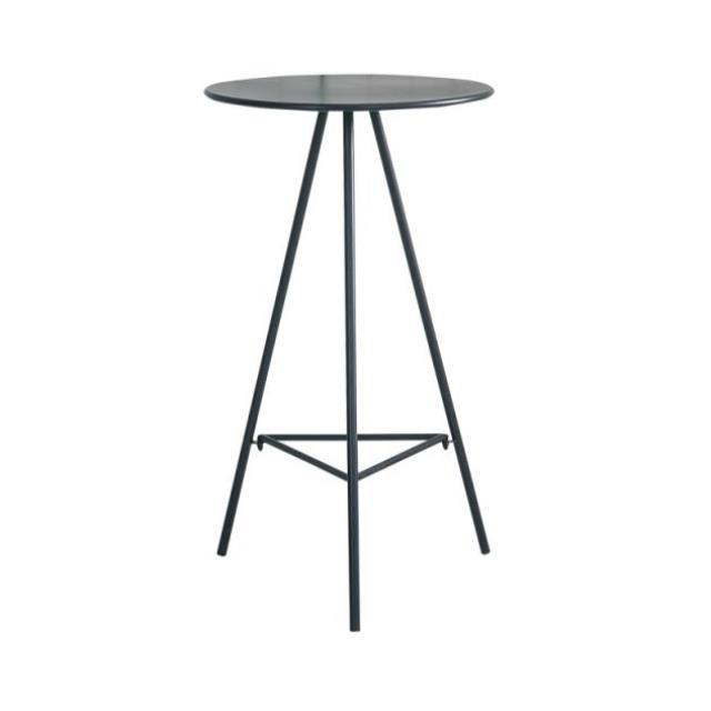 105cm Height Bar Table  Chair Wrought Iron Home High Foot Small Round Table Balcony Outdoor Leisure Bar Coffee Table