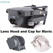 Camera Lens Cover Cap Gimbal Guard Protector Gimbal Holder Mount Hood Sunshade for DJI Mavic Pro Drone Spare Parts Accessories genuine repair part dji mavic pro gimbal camera fpv hd 4k cam accessories lens for dji mavic pro gimbal camera 4k video rc drone