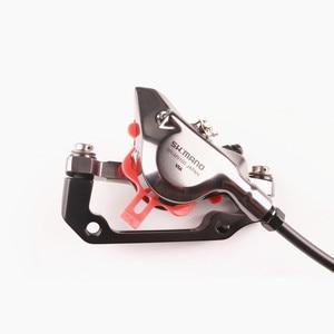 Image 2 - SHIMANO XTR M9100 2 Piston M9120 Brake 4 Piston Mountain Bike XTR Hydraulic Disc Brake MTB ICE TECH Better M9000