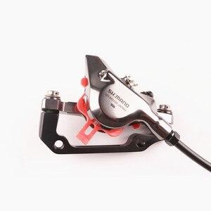 Image 2 - Shimano xtr m9100 2 pistão m9120 freio 4 pistão mountain bike xtr freio a disco hidráulico mtb gelo tecnologia melhor m9000