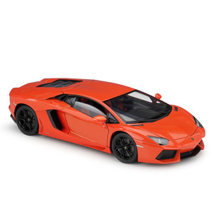 Image 5 - WELLY Diecast 1:18 High Simulator Model Car Lamborghini Aventador LP700 Metal Racing Car Alloy Toys For Kids Gifts Collection