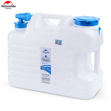 12L 18L 24L Litre Water Storage Container Bottle Carrier Jerry Can Bucket with Tap Caravan Tent Camping