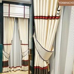 Zasłony  możliwość personalizacji wysokiej jakości luksusowa satynowa tkanina chroniąca przed słońcem nowoczesna biała tkanina zasłona zaciemniająca valance tulle panel B510