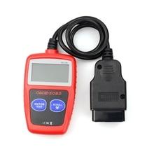 Lettore di codice di errore della luce del motore dellanalizzatore OBD2 universale dello strumento diagnostico MS309