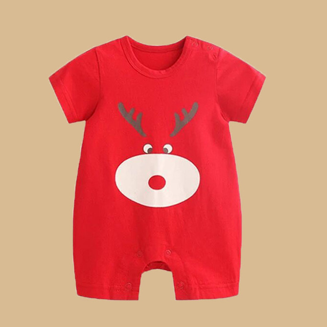 Newborn Mickey Baby Rompers Disney Baby Girl Clothes Boy Clothing Roupas Bebe Infant Jumpsuits Outfits Minnie Kids Christmas 5