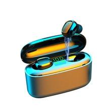 Wireless Earphone Bluetooth V5.0 F9 TWS Wireless Bluetooth H