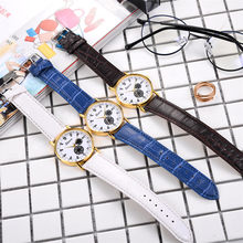 High-end Watches Mens Otoky Watch Male Black Face Half Nails Wristwatch Man Bracelet Clock Leather Strap Pagani Design Ladies(China)