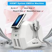 2021 latest EMslim HI-EMT machine EMS electromagnetic Muscle Stimulation fat burning shaping hiemt ems-culpting beauty machine