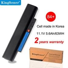 KingSener X121E X130E סוללה עבור Lenovo ThinkPad E120 E125 E130 E135 E145 E320 E325 E330 E335 L330 45N1058 45N1059 X131E x140E