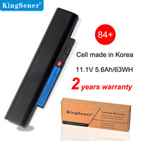Bilgisayar ve Ofis'ten Dizüstü Bilgisayar Bataryaları'de KingSener X121E X130E lenovo için batarya ThinkPad E120 E125 E130 E135 E145 E320 E325 E330 E335 L330 45N1058 45N1059 X131E X140E