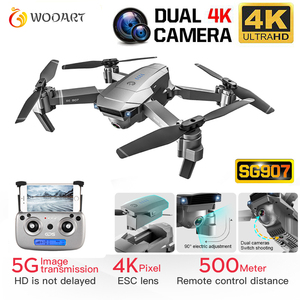 Sg907 Gps Drone With Camera 4k