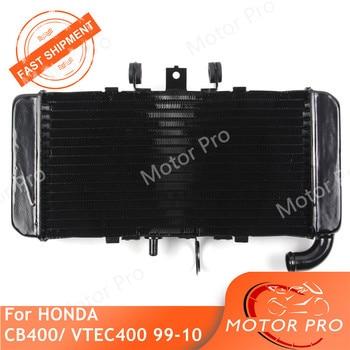 Radiator For Honda CB400 VTEC 1999 - 2010 Motorcycle Cooling Cooler CB 400 2000 2001 2002 2003 2004 2005 2006 2007 2008 2009