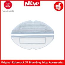 New original Roborock S7 robot vacuum cleaner parts-VibraRise mop cloth S70 S75 blue gray mop accessories
