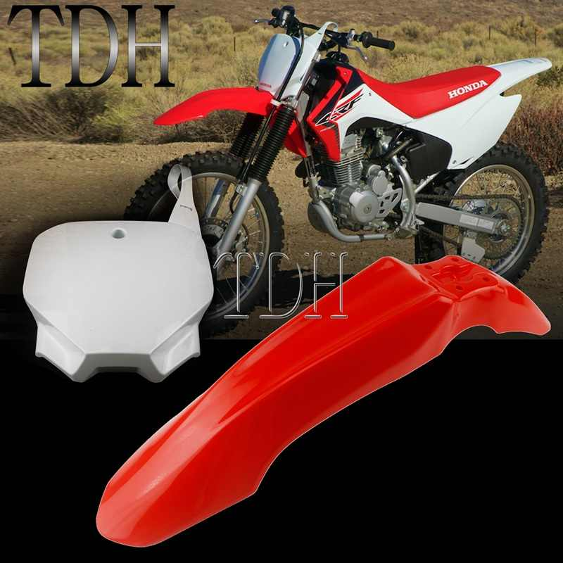 Motorcycle Front Fender Frame Mudguard Mud Guard for Honda CRF230F CRF 230F 2020