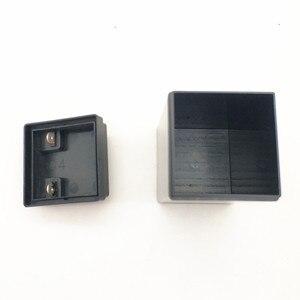 Image 2 - 4V4Ah plastik kasa yerine kurşun asit pil ile lityum pil 18650 saklama kutusu