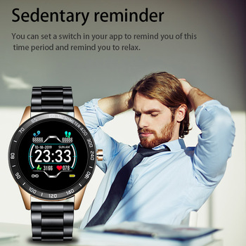 Smart Watch Men IP67 Waterproof Fitness Tracker Heart Rate Blood Pressure Monitor Pedometer for Android ios Sports smartwatch 4