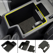 Car Central Armrest Storage Box Container Interior Stowing Tidying Accessorie For Skoda Octavia A7 2016 2017 2018 2013 2014 2015 right light for skoda octavia a7 sedan octavia a7 combi 2013 2014 2015 2016 2017 car styling front halogen fog light fog lamp