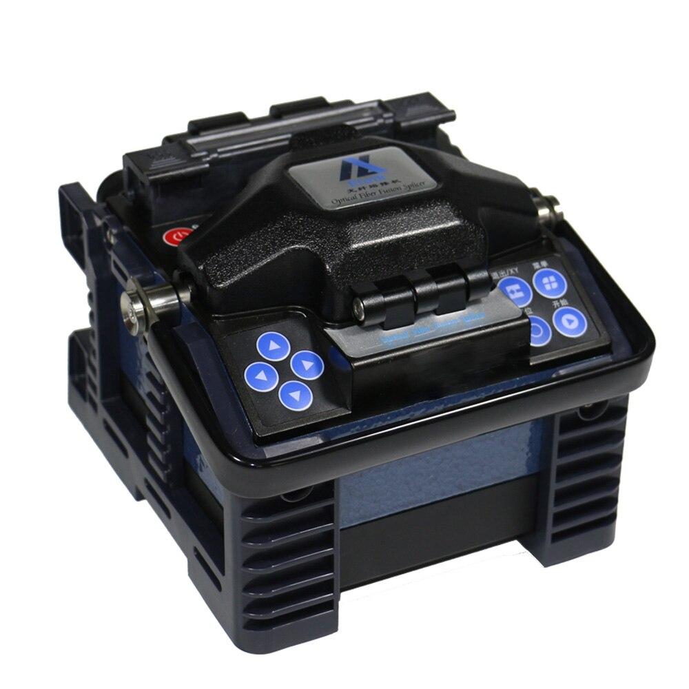 Оптоволоконный сращиватель ELOIK ALK88, оптический сварочный аппарат для сращивания, FTTH, оптический сварочный аппарат, с бесплатной доставкой, в