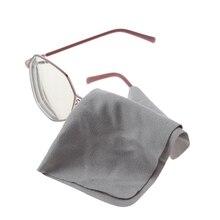 Tech Nano Reusable Anti-Fog Cloth for Eyeglasses Mirrors Lens Goggles Last 24h X7YA