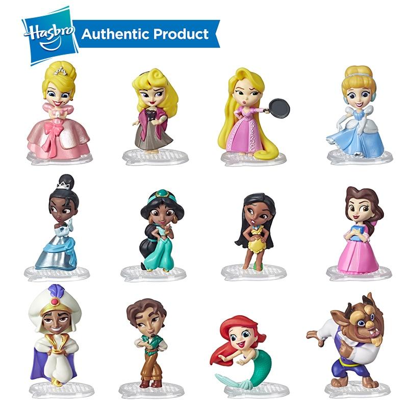 Hasbro Disney Princess Comics Minis 2 Inch Collectible Dolls Toy