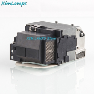 Image 5 - עבור ELPLP65 החלפת מנורת מקרן עם דיור עבור EPSON POWERLITE 1776W V13H010L65, VPLEX100, VPLEX120N