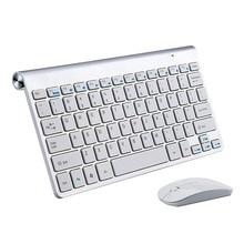 Keyboard Combo-Set Mouse Notebook Multimedia Office-Supplies Desktop Mac Laptop And Wireless