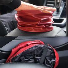 Мусорные баки для автомобиля складные подвесные Чехлы мусора