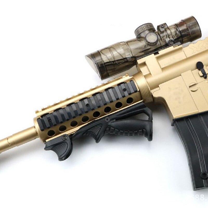 Foregrip Bipod Tactical Rail Grip Foregrip Nylon Handle Grip Triangle Holder 20mm Rail Gun Accessories Durable Hunting