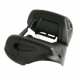Image 4 - Motorcycle ABS Lower Vented Leg Fairing For Harley Touring Road King Street Glide Road Glide 1983 2013