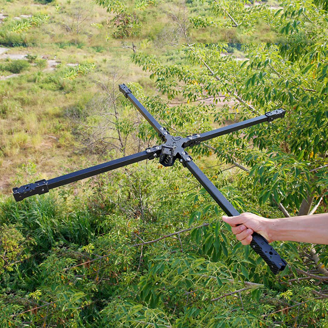 IFlight iXC15 X-CLASS 15 inç 950mm gerçek X 3K karbon Fiber çerçeve kiti uyumlu Tachyon X4114 660KV Motor FPV Drone